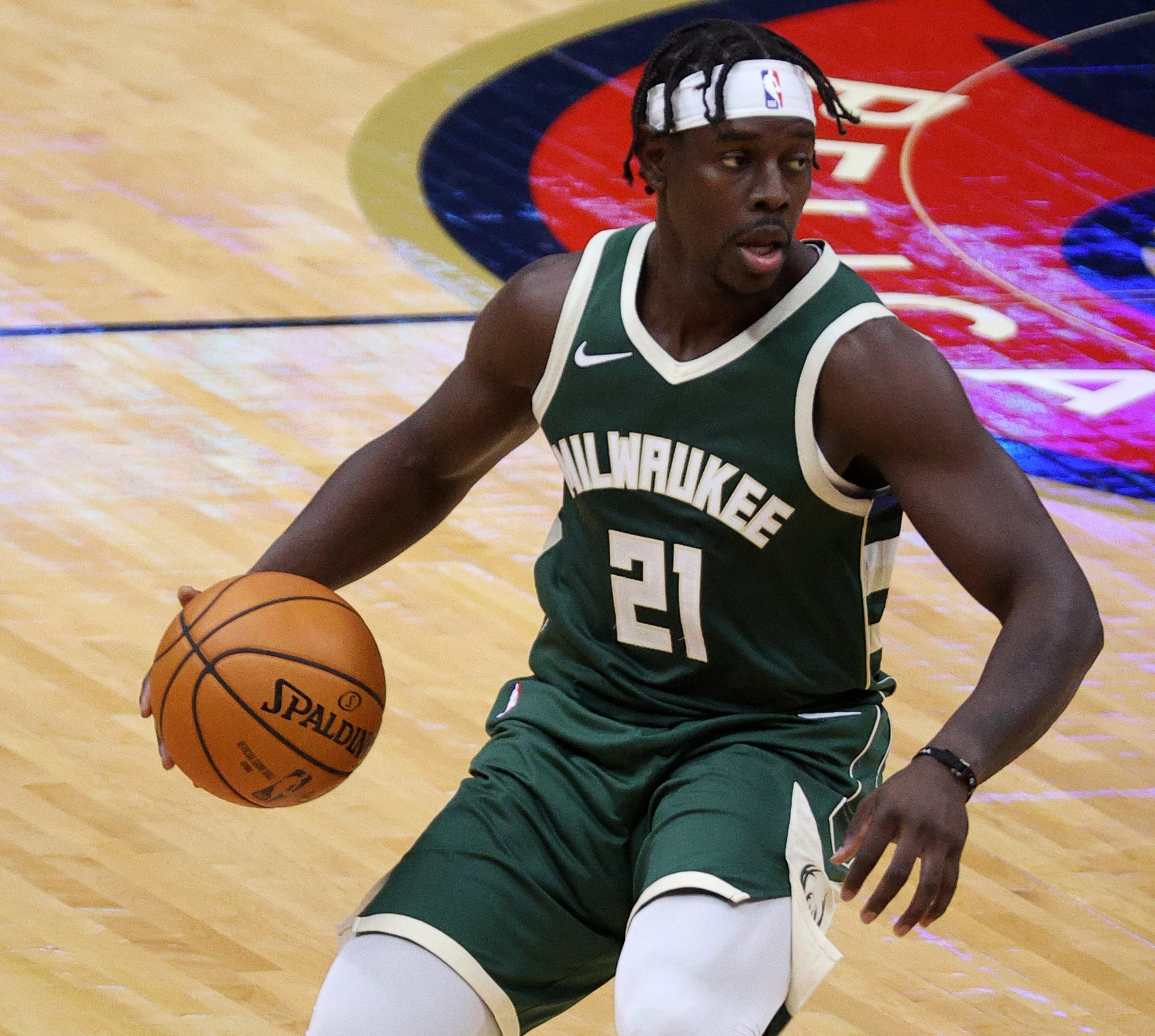 Jrue Holiday Donated NBA Salary to Black-Owned Organizations | POPSUGAR Fitness