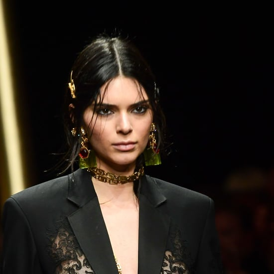 Kendall Jenner at Fashion Week Fall 2019