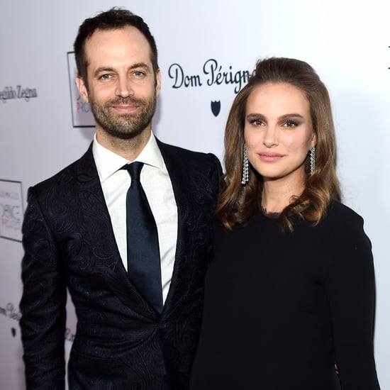 Natalie Portman and Benjamin Millepied at LA Dance Gala 2016
