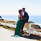 Mermaid-Themed Engagement Shoot