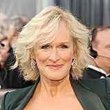 Glenn Close at the Oscars