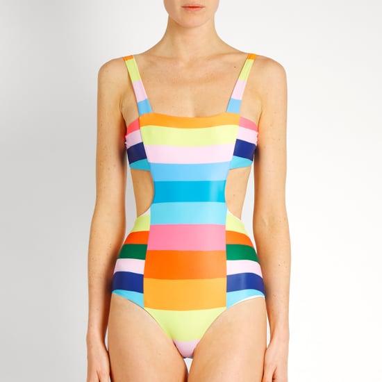 Best Colorblock Swimsuits