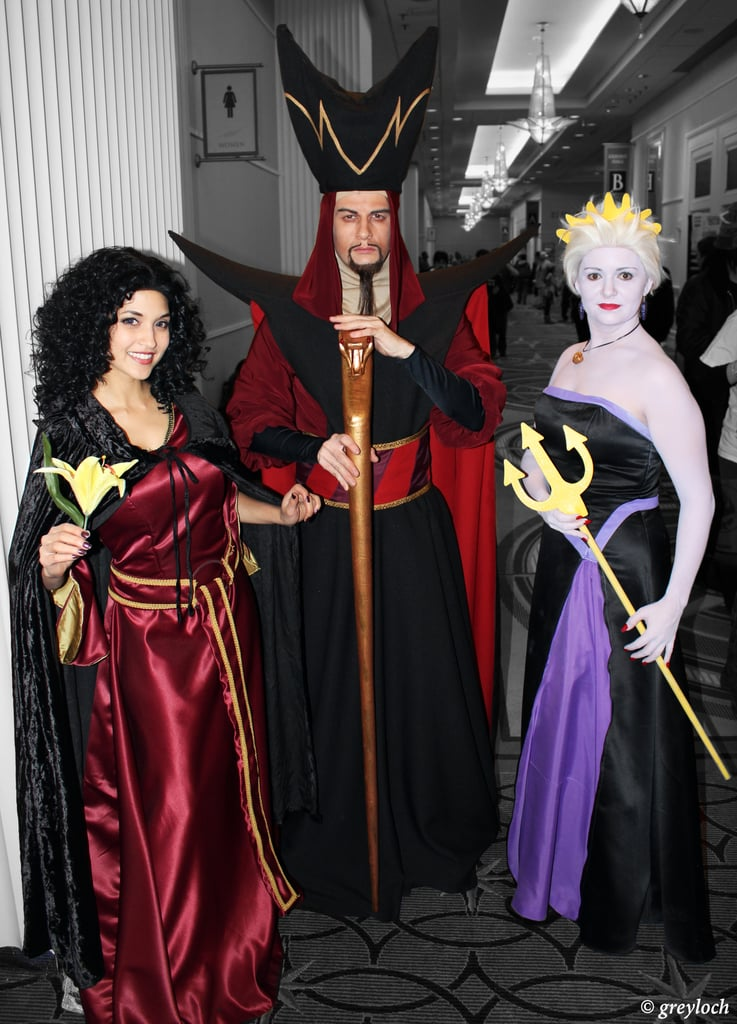 Sexy disney villains costumes