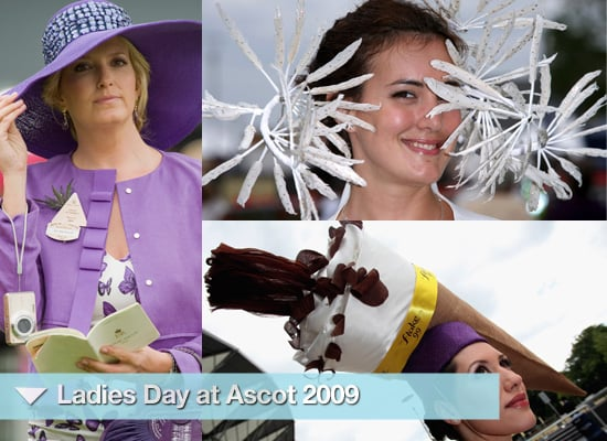 Photos of Hats at Ladies Day Ascot, Queen Elizabeth, Princess Beatrice, Princess Eugenie