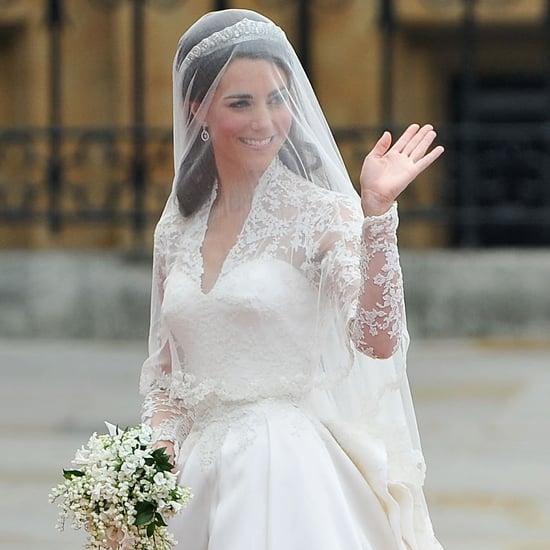 Famous Wedding Dresses   POPSUGAR Fashion