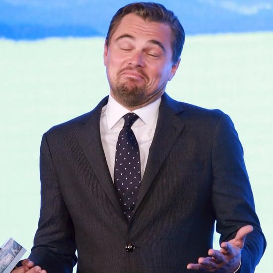 Funny Leonardo DiCaprio Pictures