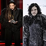 Source: Getty / Ethan Miller and HBO 15. Oh. Who knew Lorde was a Game of Thrones fan? 16. Did Katy Perry just teleport us to somewhere else? 17. Wait, is this just a snippet from a Katy Perry concert? This is totally a snippet from a Katy Perry concert. 18. Did that guy just grab Katy Perry's boob? 19. Can anyone prove it's that girl's birthday? I call bull. 20. Wait, this Michael Jackson thing is totally great but totally mind-boggling. What's going on here?