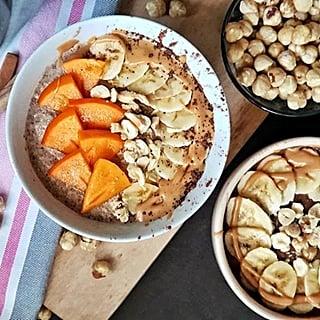 Oatmeal Bowl Meal Prep Ideas
