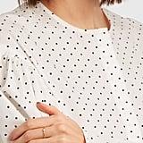 Anissa Kermiche 14-Karat Gold Pearl Ring ($340.20)
