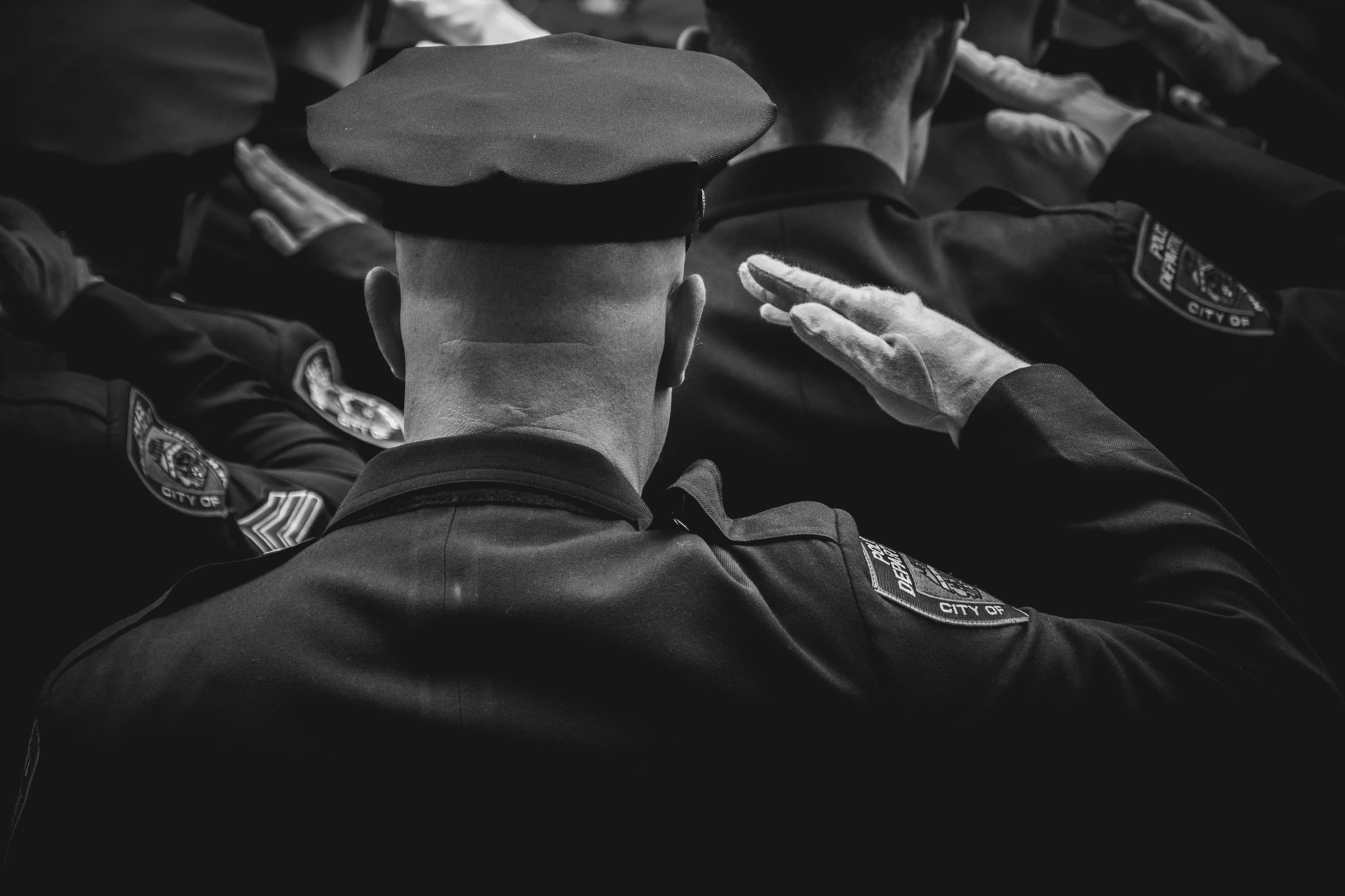 I'm Married to a Police Officer, and This Is What I Want You to Know