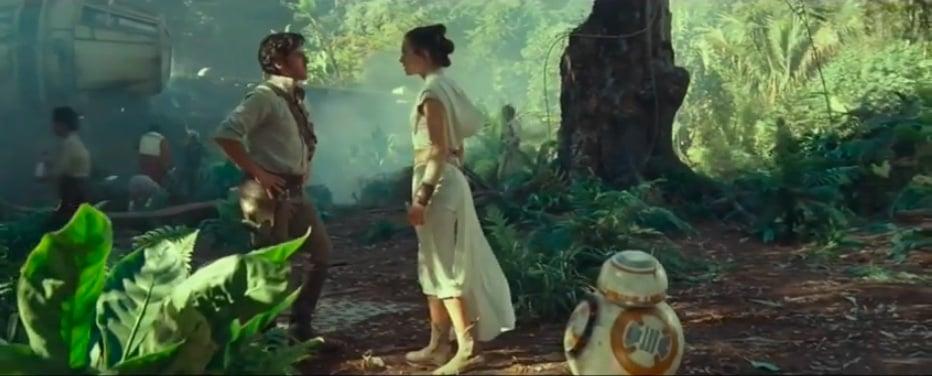 Poe & Rey