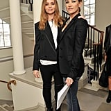 Inside the Vogue Festival Kate Hudson met up with best friend, and designer, Stella McCartney.