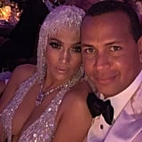 Alex Rodriguez Snapped a Selfie With His Wife-to-Be