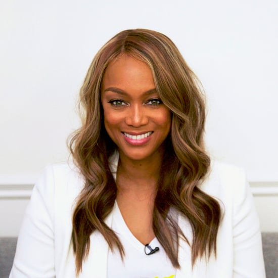 Tyra Banks Body Interview