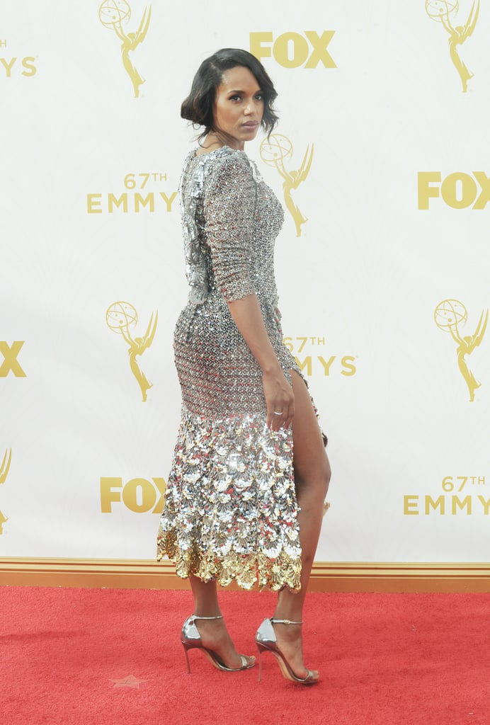 She Embodied a Disco Ball and It Worked at the 2015 Emmy Awards