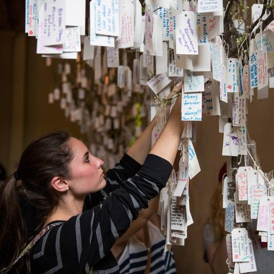 Boston Memorials For the Boston Marathon Bombing Anniversary