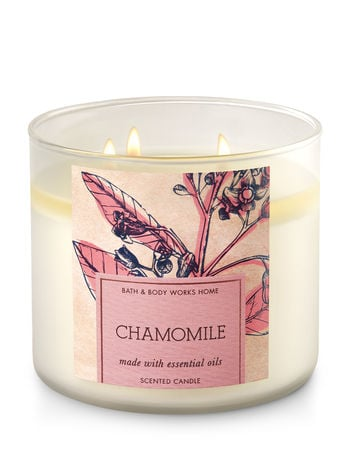 Chamomile candle ($25)