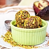 Honey Avocado Truffle With Pistachio