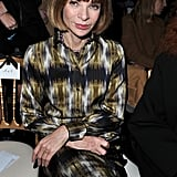 Anna Wintour at Balmain