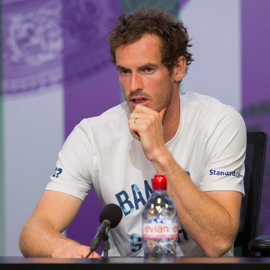 Andy Murray Feminist Comments at Wimbledon