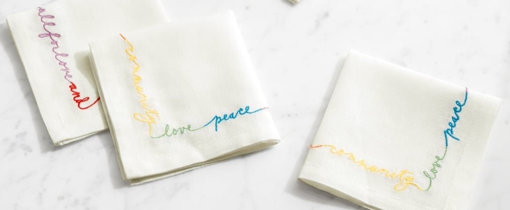 Shop Pottery Barn's New Pride 2021 Collection