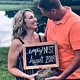 Parents Do Empty Nest Photo Shoot