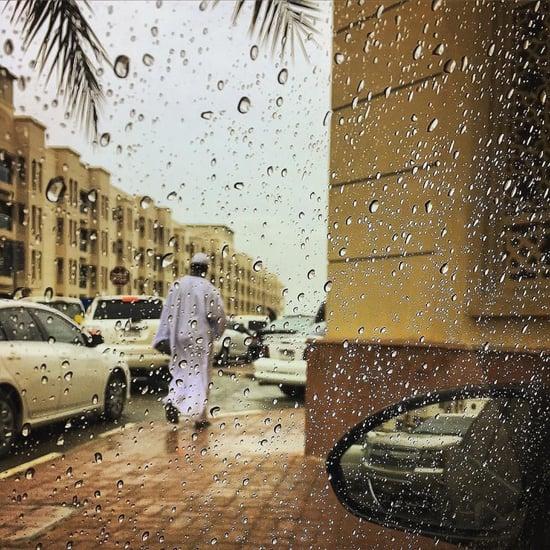 تلقيح السحب في الإمارات 2018