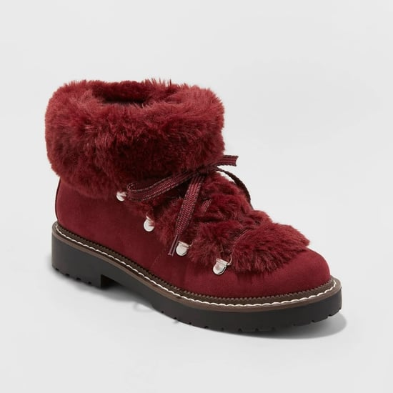 Target Winter Boots 2018