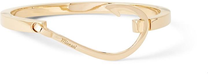 Miansai Gold-Plated Cuff