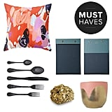POPSUGAR Home will be spending its weekends nesting and entertaining, and in honor of both cozy activities, the team has rounded up its favorite finds of the season.