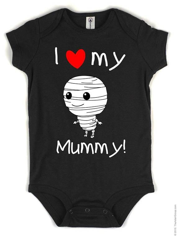 I Love My Mummy Onesie