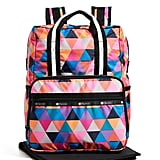 Best for fun pattern: LeSportsac Madison Baby Bag Backpack