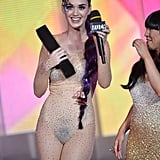 Katy Perry took home an award at the MuchMusic Video Awards in Toronto.