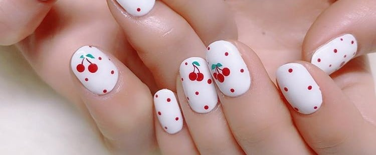 Fruit Nail Art Ideas