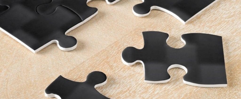 Shop an All-Black, 1,000-Piece Puzzle