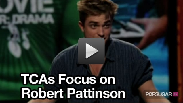 Video of Robert Pattinson at the Teen Choice Awards 2010-08-10 21:17:07