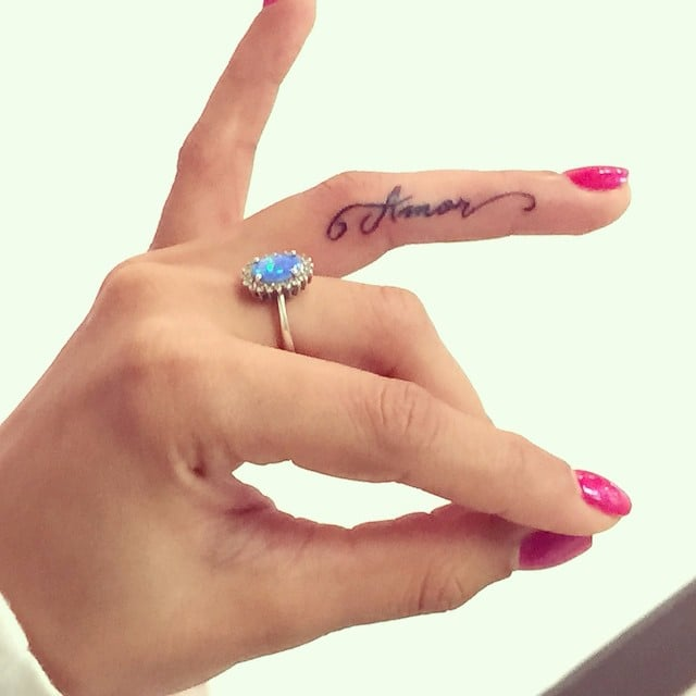 Quote Tattoos in Spanish | POPSUGAR Latina