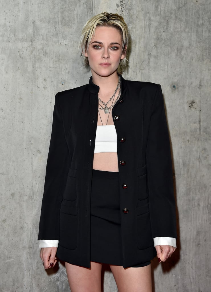 Kristen Stewart's Blonde Hair Is Botched on Purpose — Photos