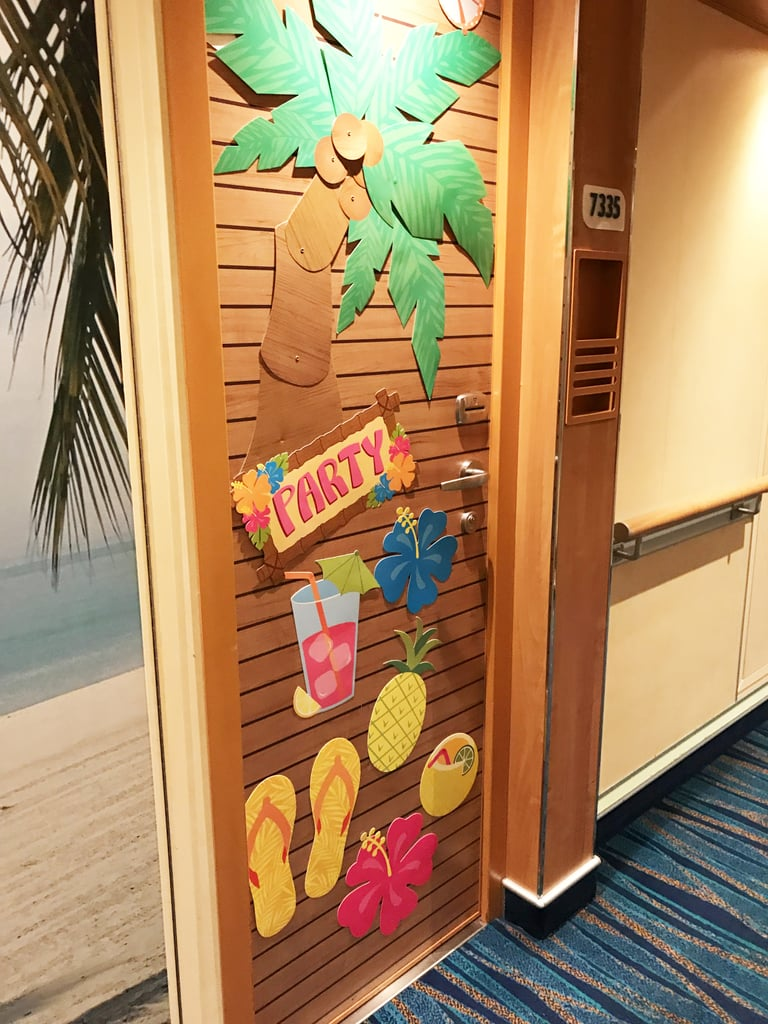 Guests are allowed to decorate their doors. : door decorate - pezcame.com