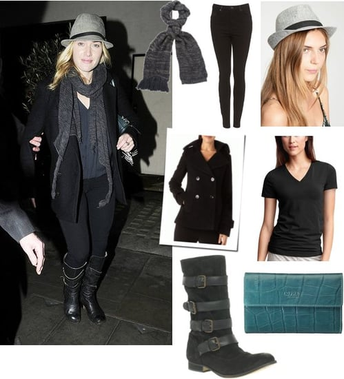 Photo of Kate Winslet in Fedora Hat, Copy Her Look