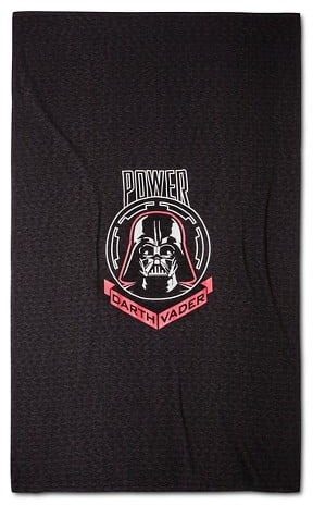 Star Wars Darth Vader Bed Blanket