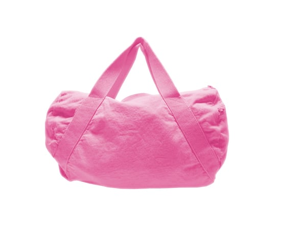 American Apparel Denim Gym Bag