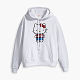 Levi's x Hello Kitty Graphic Hoodie
