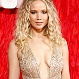 Jennifer Lawrence in Real Life