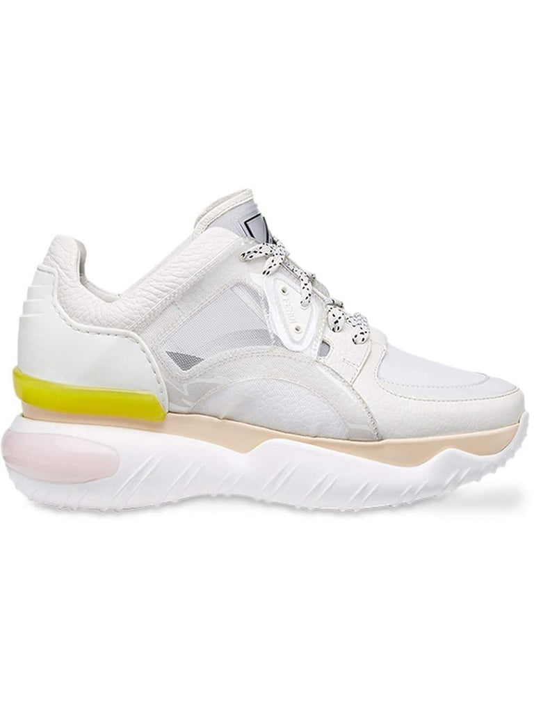 FENDI Women's White Leather Sneakers ($1,456)