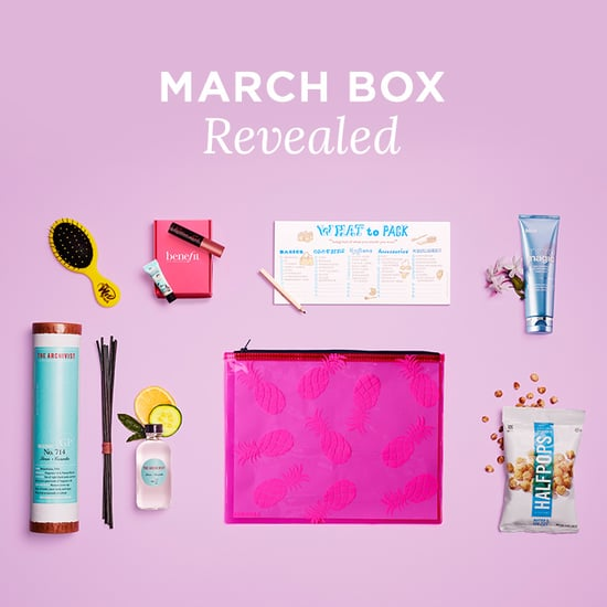 March 2015 POPSUGAR Must Have Reveal