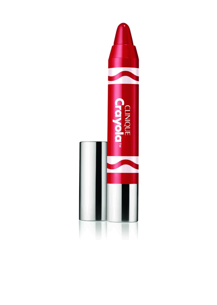 Crayola For Clinique Chubby Stick For Lips in Brick Red