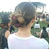 Music Festival Beauty Street Style 2014