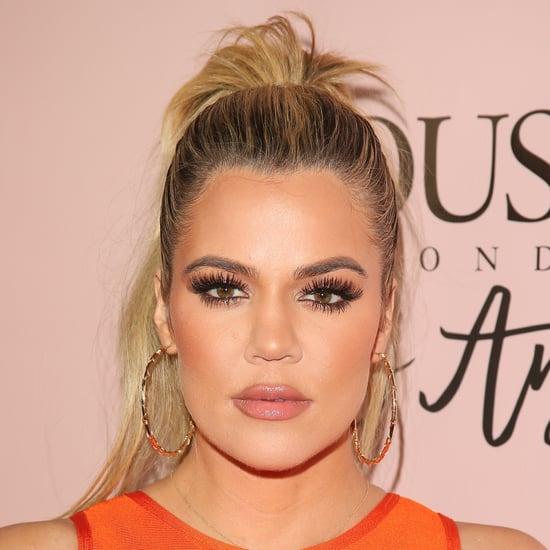 Khloe Kardashian's Antiaging Tips