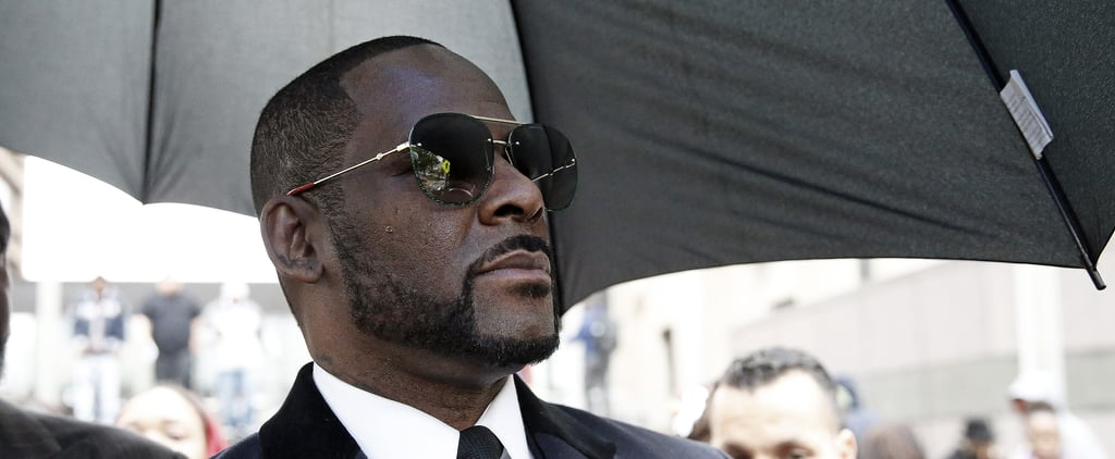 R. Kelly Found Guilty on All Counts in Sex-Trafficking Trial